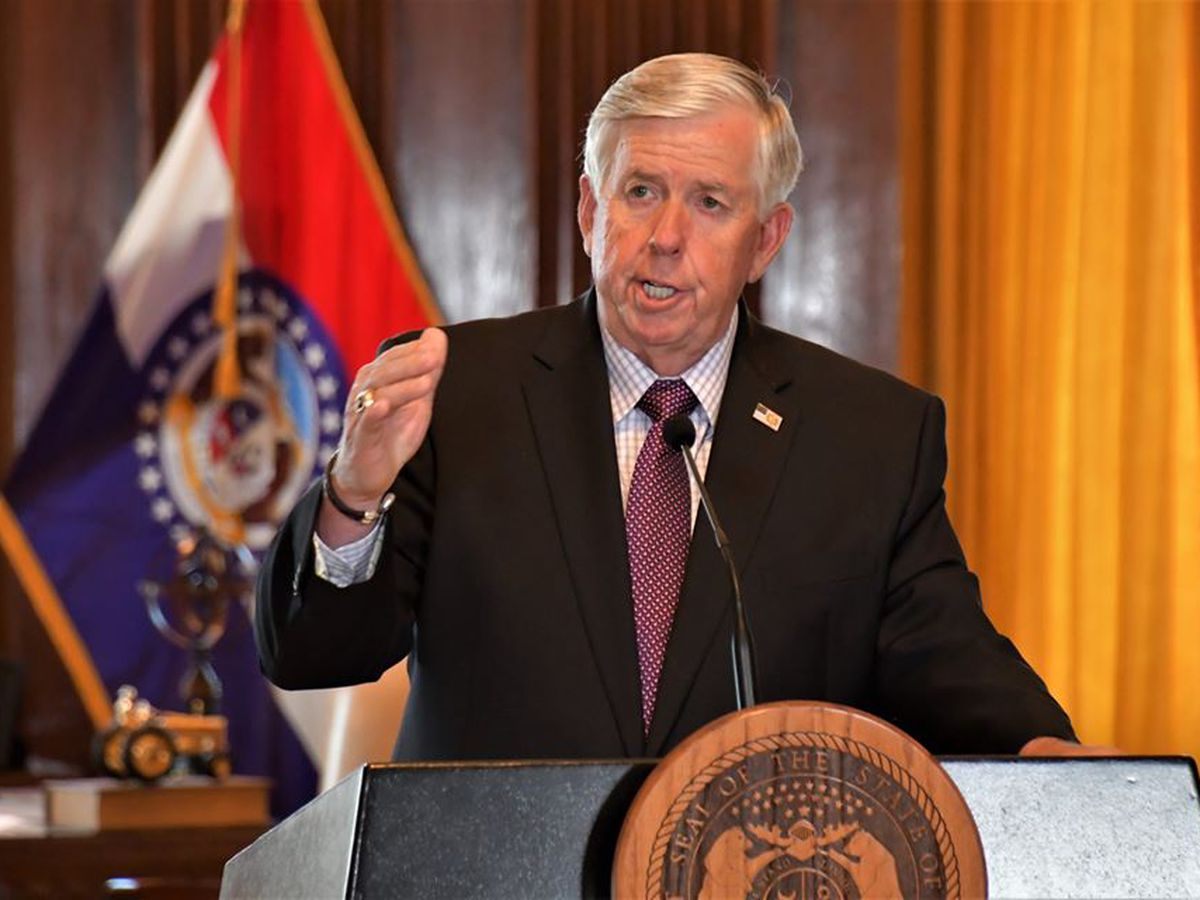 Gov. Parson to meet with Southeast Mo. State University leaders, attend Sikeston Rodeo