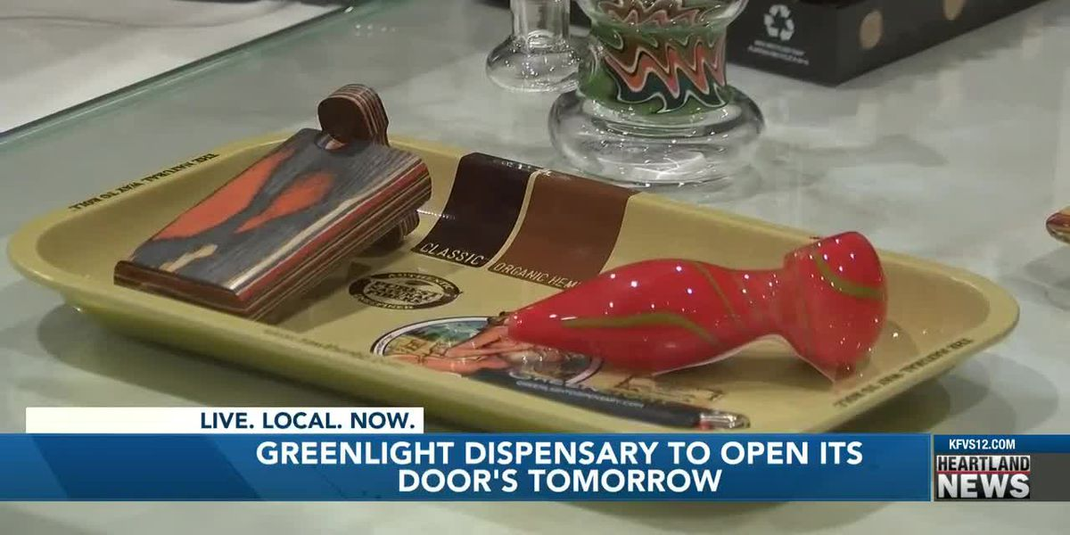 Greenlight Dispensary prepares to open in the Heartland