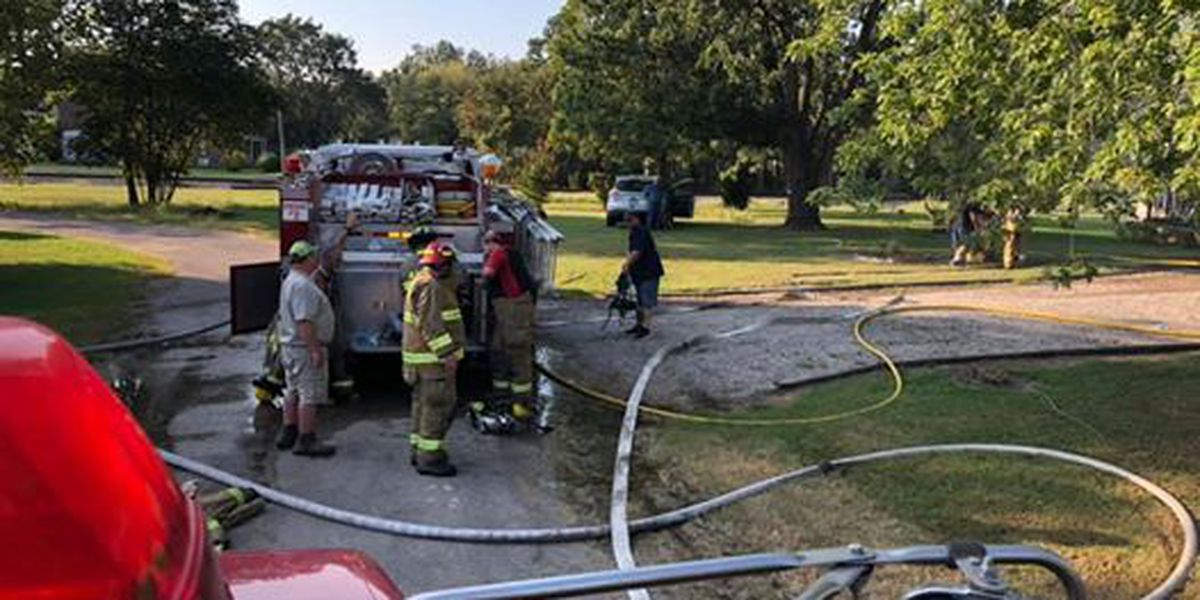 Campbell fire officials respond to 2 house fires