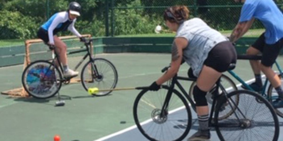 Bike Polo tournament brings people from all over to Cape Girardeau