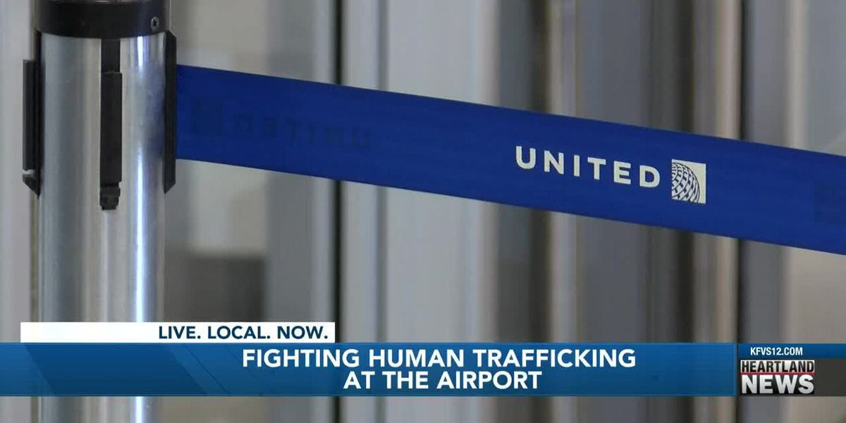 Barkley Regional Airport takes part in initiative to end human trafficking