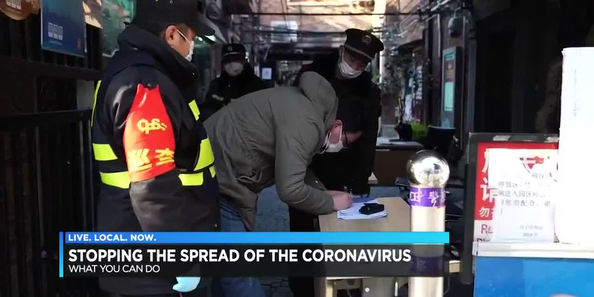 Local health officials say coronavirus prevention is top priority