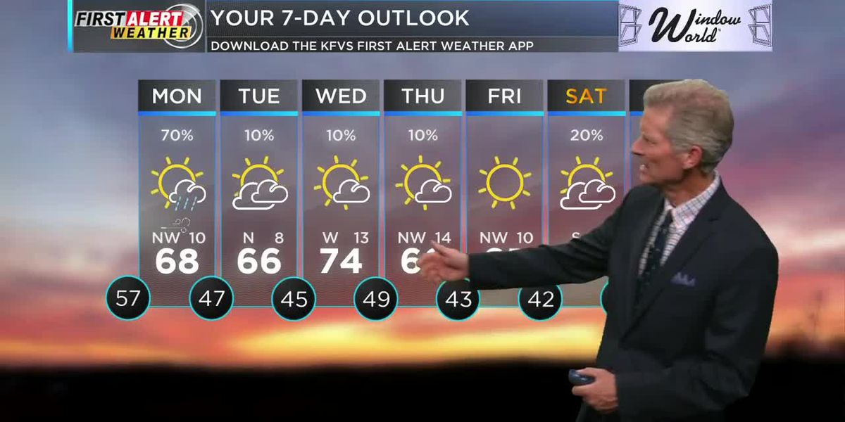 First Alert Weather @ 10 p.m. 9/27/2020
