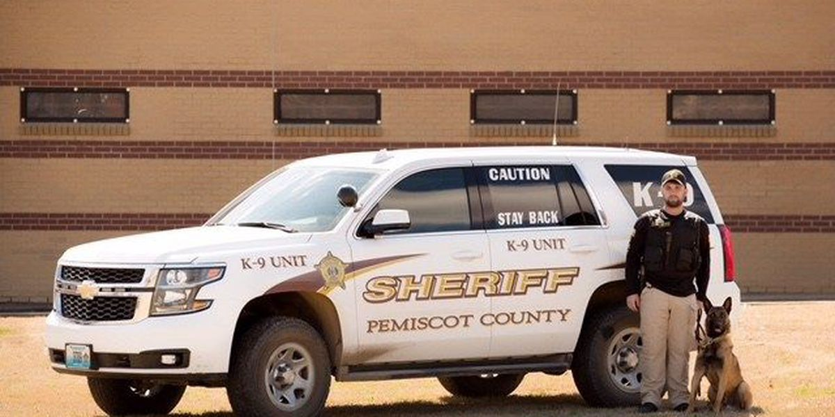 Pemiscot Co. welcomes new K-9 officer, accepts donations for K-9 unit