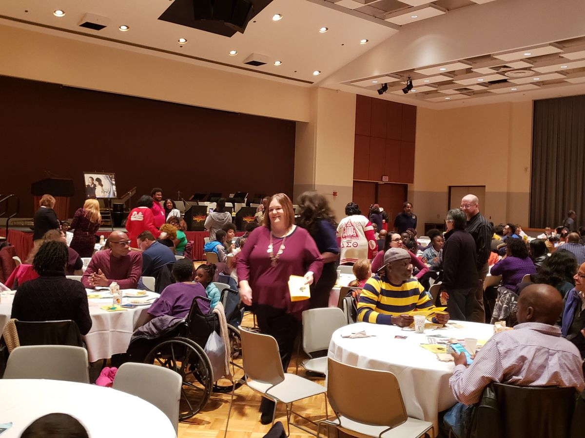Celebration to honor Dr. Martin Luther King, Jr. held in Carbondale, Ill.