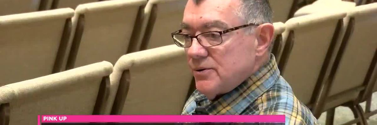 Pink Up: Southern Illinois man beats brain and lung cancer