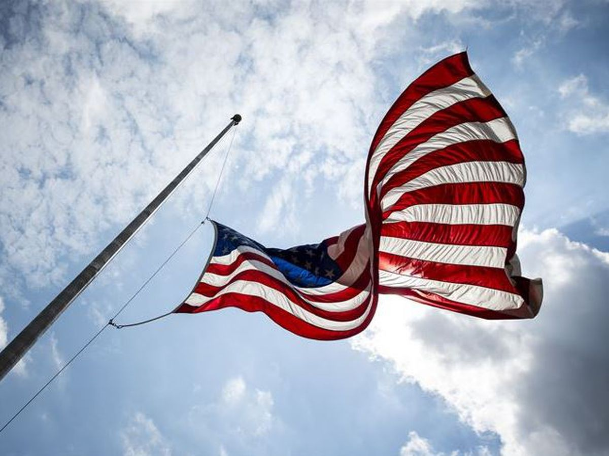 Flags ordered at half-staff honoring fallen Mo. officer