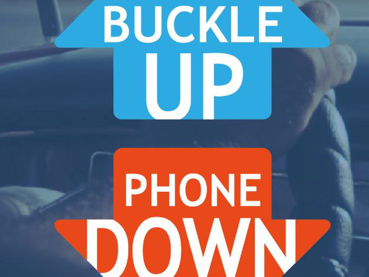 'Buckle Up Phone Down' safety promoted at Mizzou
