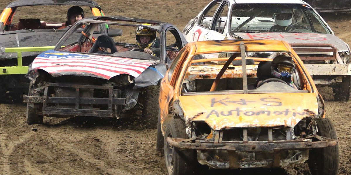 Bluegrass Bash Demolition Derby coming to Freedom Hall