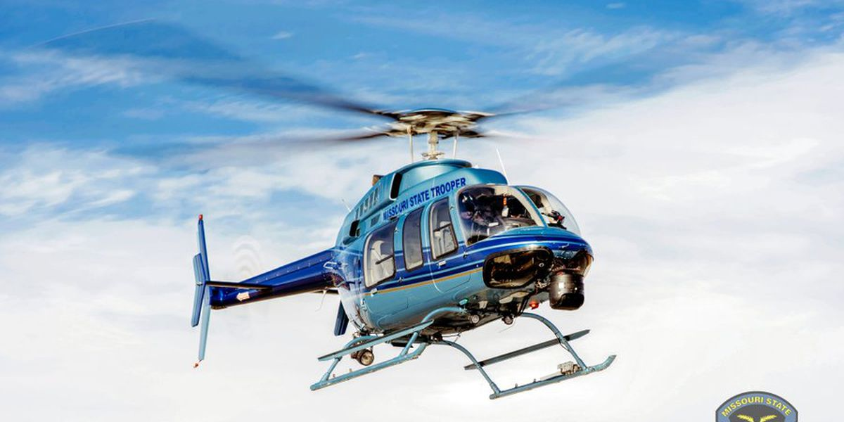 Mo. State Highway Patrol uses aerial technology to increase safety for the public