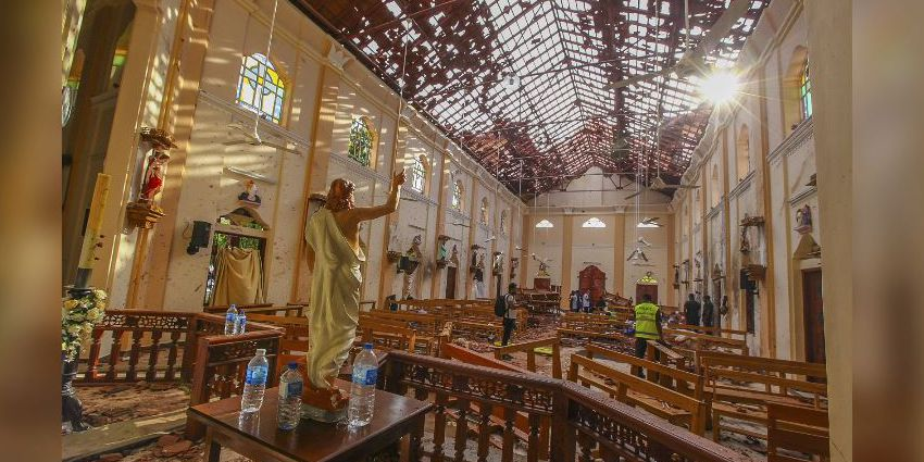 Official: Sri Lanka failed to heed warnings of attacks