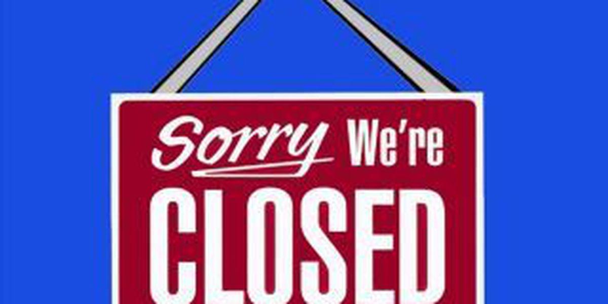 John A. Logan to close due to water main break