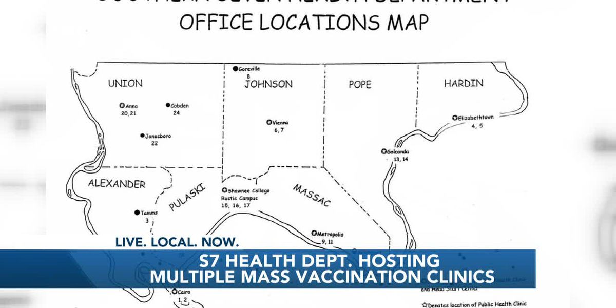 S7HD hosts multiple mass vaccination clinics