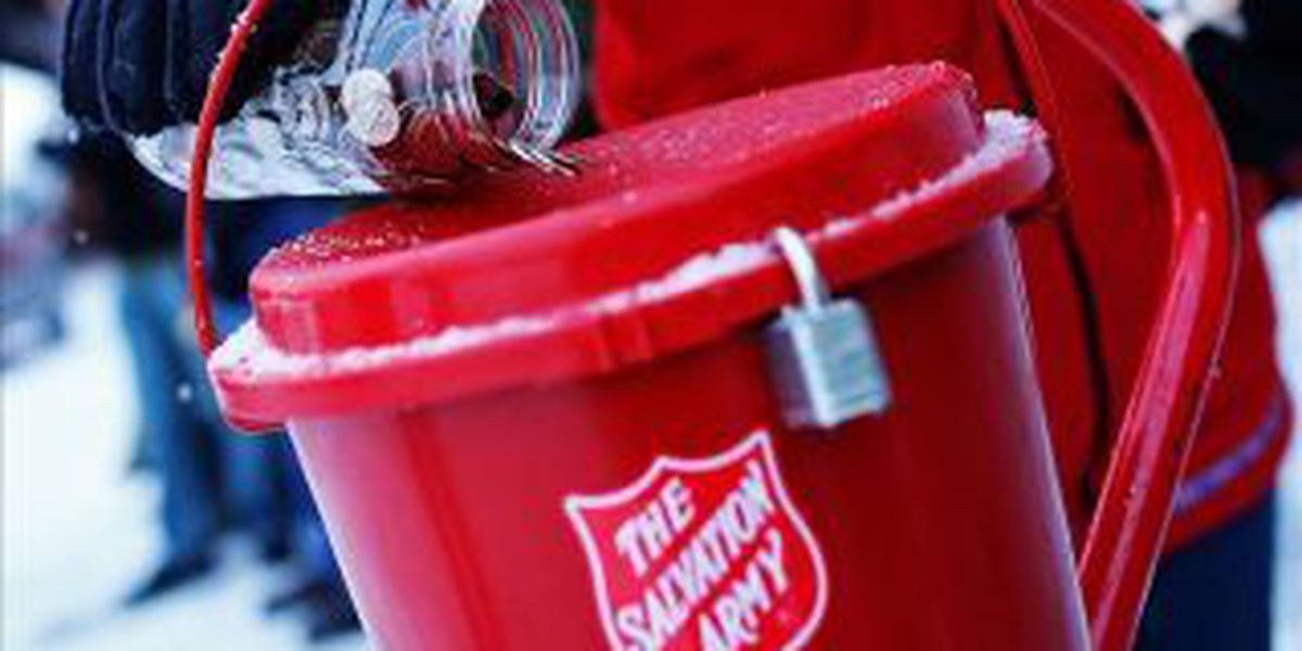 Gold coins found in Salvation Army holiday kettle in Florida