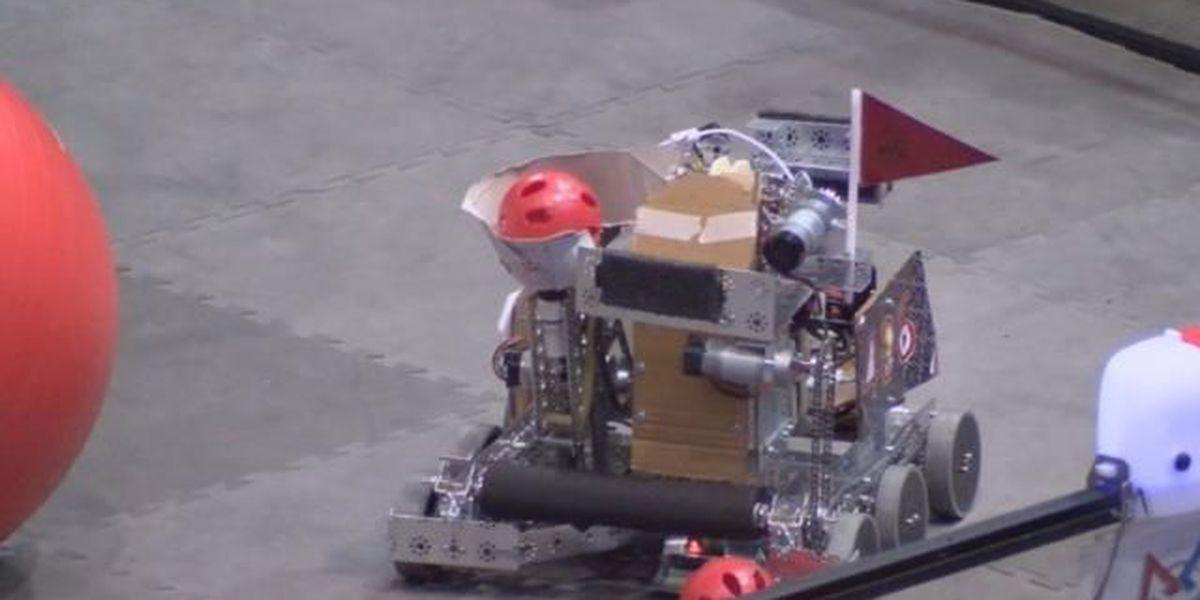 Show-Me-Center hosts FIRST Tech Challenge Robotics Competition