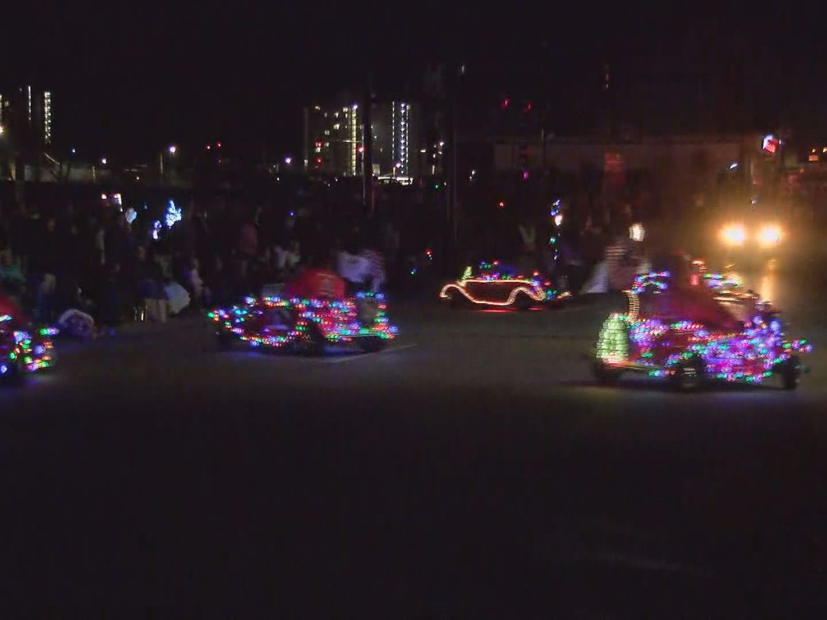 Carbondale Lights Fantastic Parade postponed