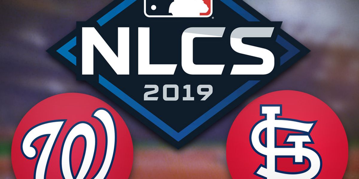 Washington looks to complete sweep of St. Louis in NLCS