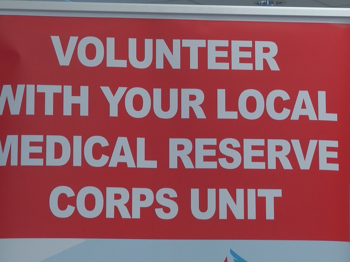 Jackson Co., IL Medical Reserve Corps looking for volunteers