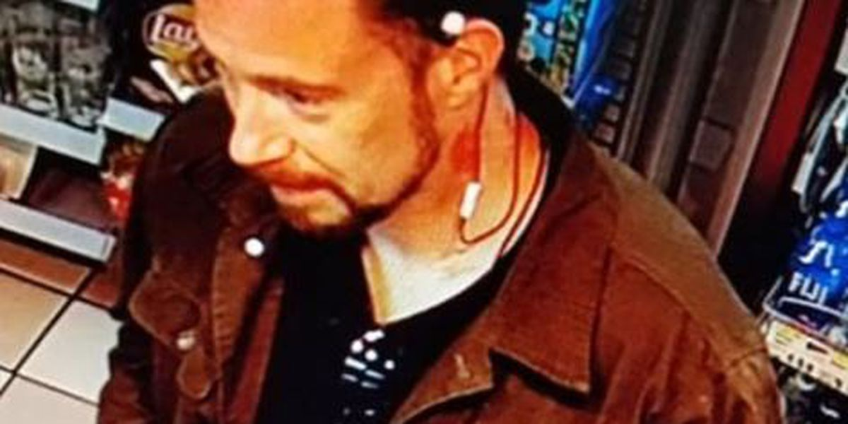 Police searching for man in connection to vehicle theft