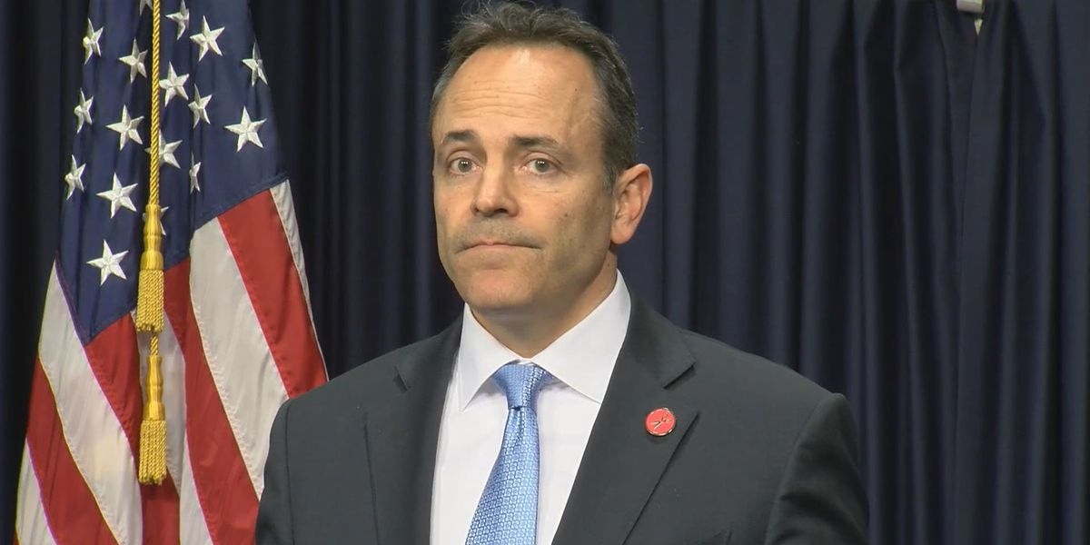 Bevin spends little time on pensions in State of Commonwealth, focuses on achievements