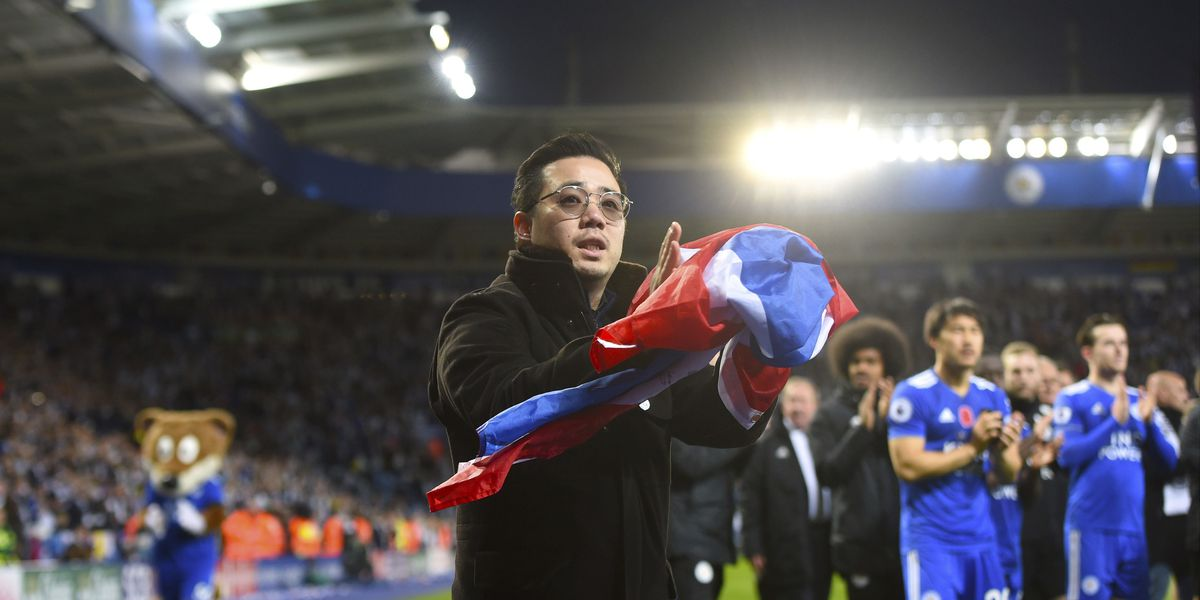 Leicester's farewell to owner who delivered soccer fairytale