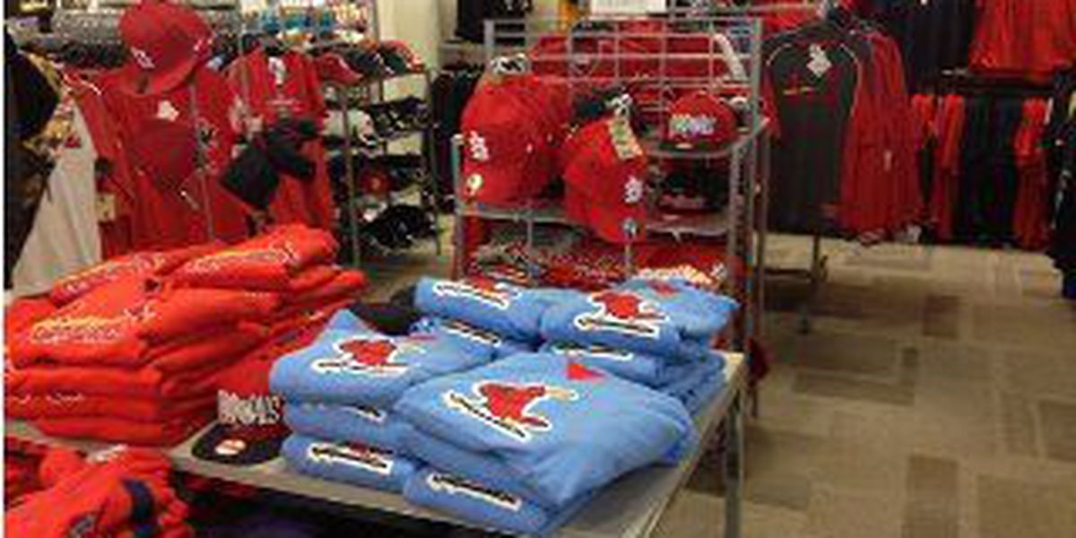 Cardinals clinch playoff spot, store ready for increased sales