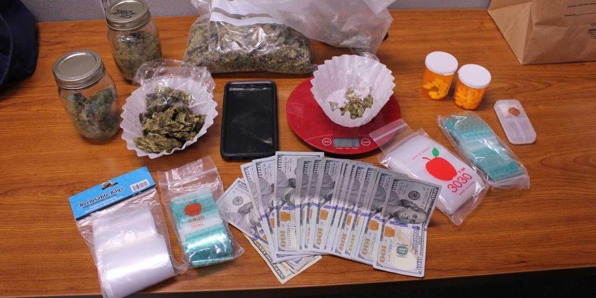 Paducah man arrested on several drug offenses