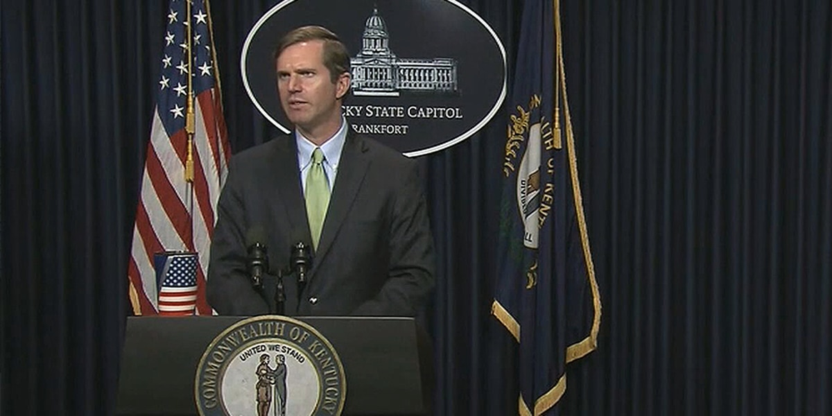 Gov. Beshear holds briefing on jury findings in shooting death of Breonna Taylor