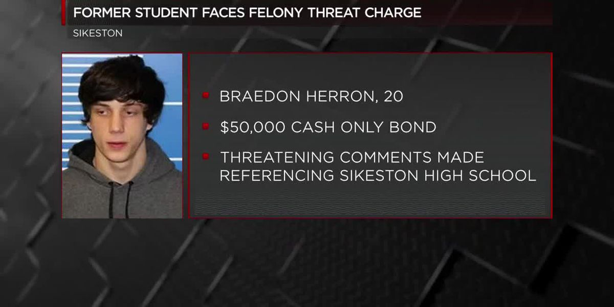 Former Sikeston student facing charges after social media threat