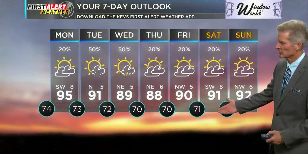 First Alert 10pm weather 8/9