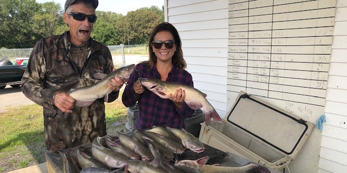 Casting your cares away: Catfishing with veterans on Rend Lake