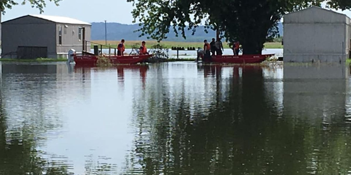 Gov. Pritzker requests federal disaster declaration for 2019 flooding