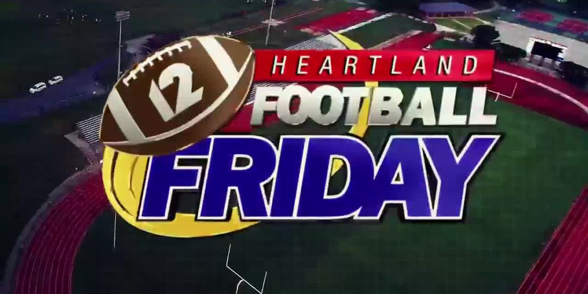 Heartland Football Friday Week 13 final scores