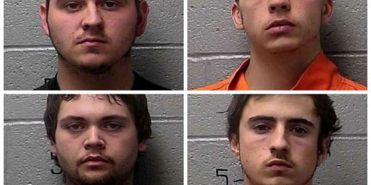 Son accused in parent's murder - PA school stabbing latest - 17 face drug charges in Sikeston