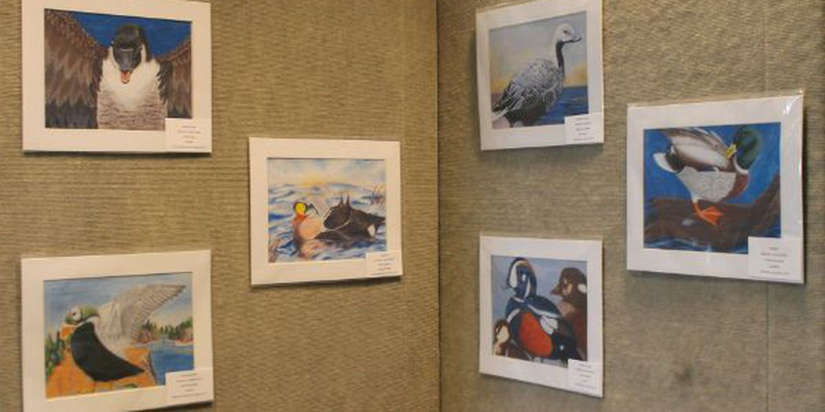 SIC Secures State Art Exhibit:  Junior Duck Stamp