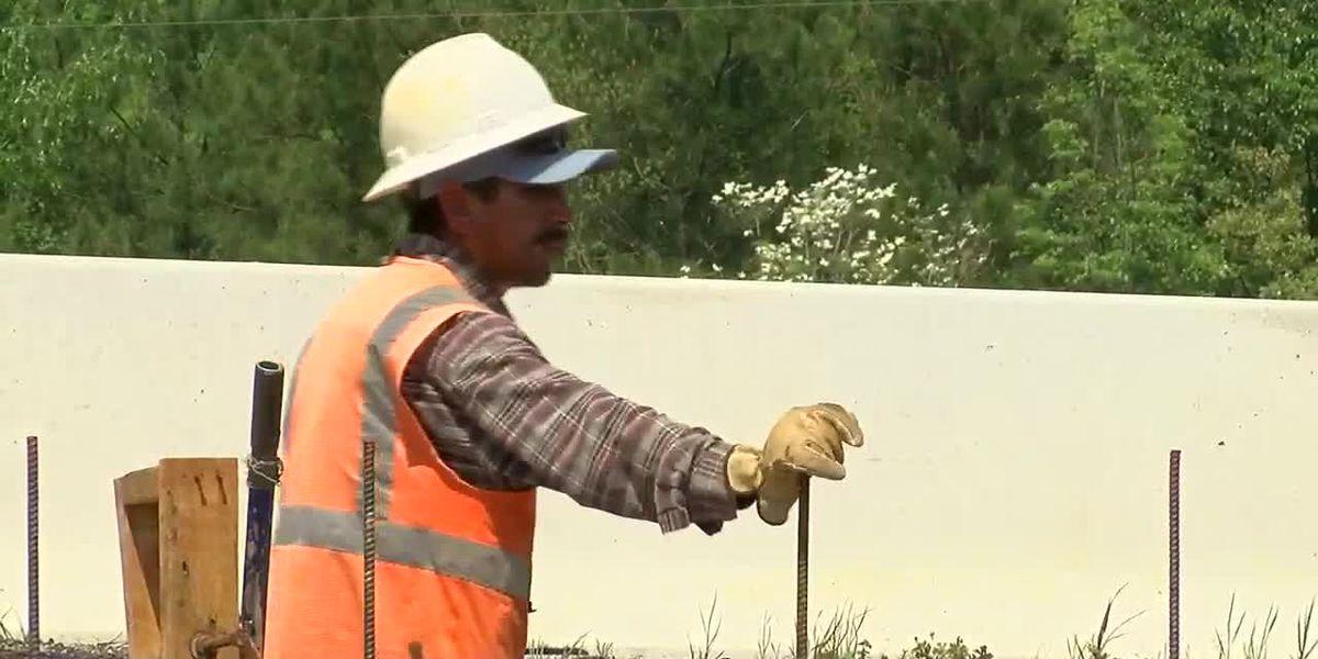 National Work Zone Awareness Week begins on Monday