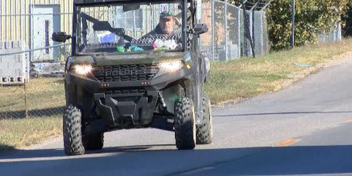 Marble Hill allows off-road vehicles on city streets