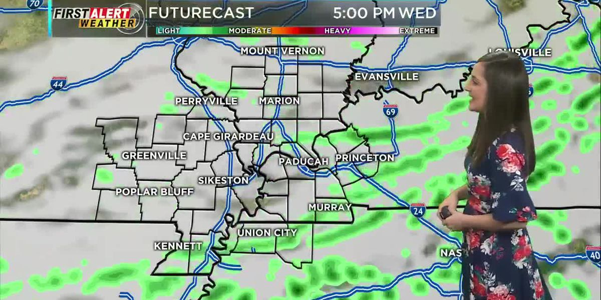 First Alert Weather at Noon 1/15