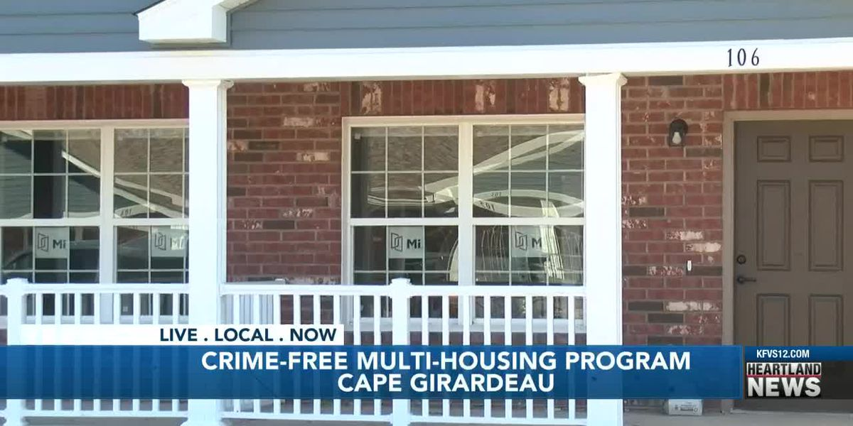 Crime-free multi-housing program