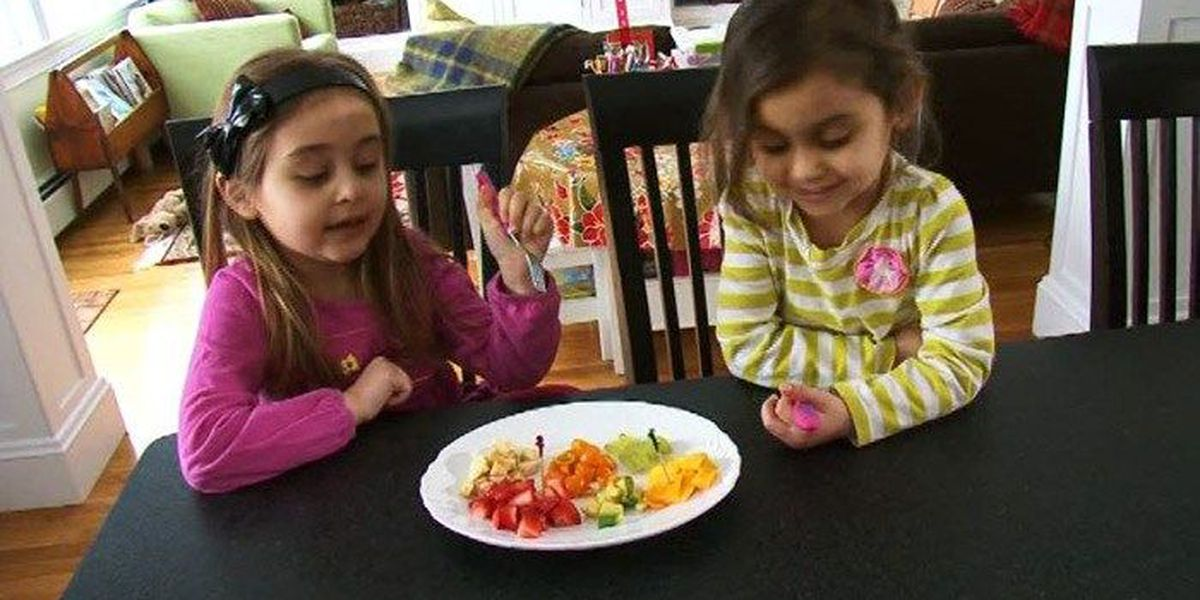Don't worry if you've got a picky eater, study says