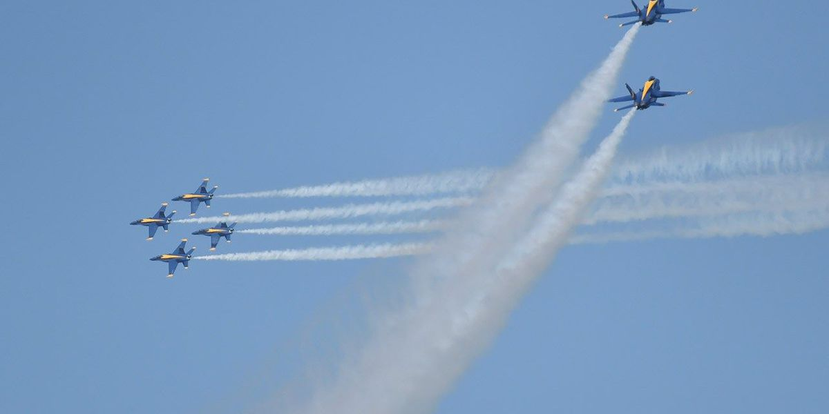 Blue Angels set to soar back into Cape Girardeau for air show