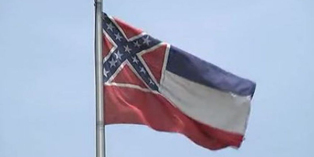Mississippi lawmakers file bills to redesign controversial state flag