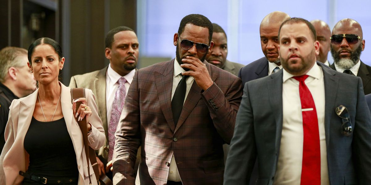 R. Kelly back in court Wednesday on sex-related charges