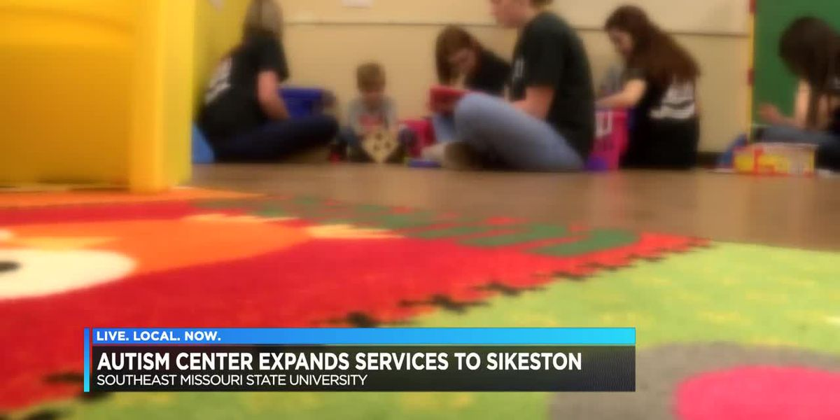 Autism Center expands to Sikeston