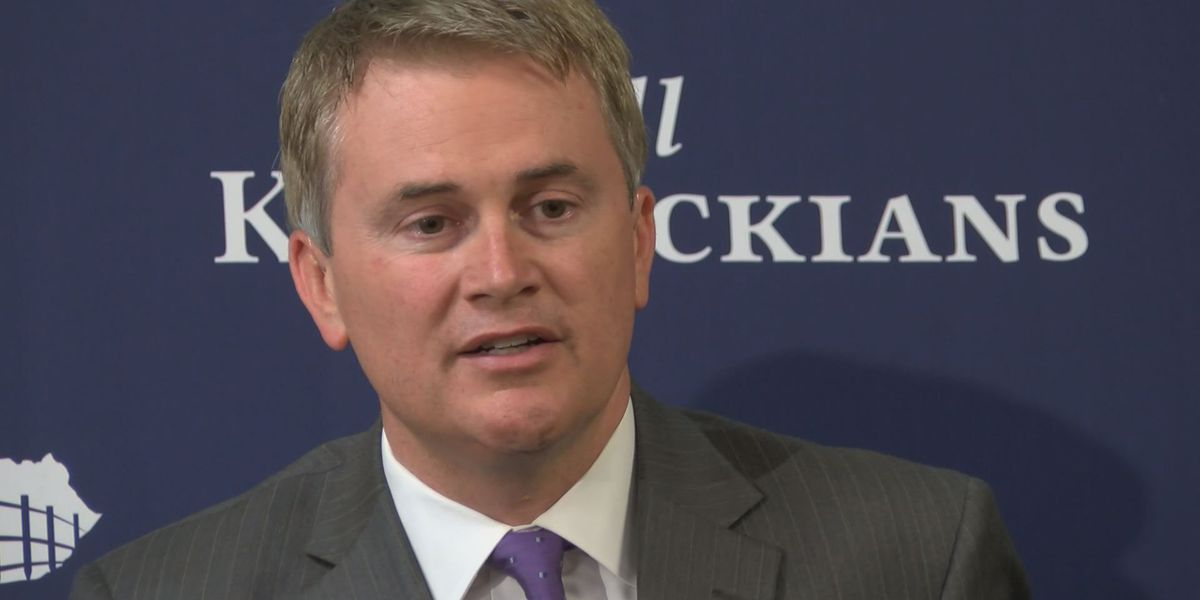 U.S. Rep. James Comer to visit Child Development Center in Paducah, Ky.