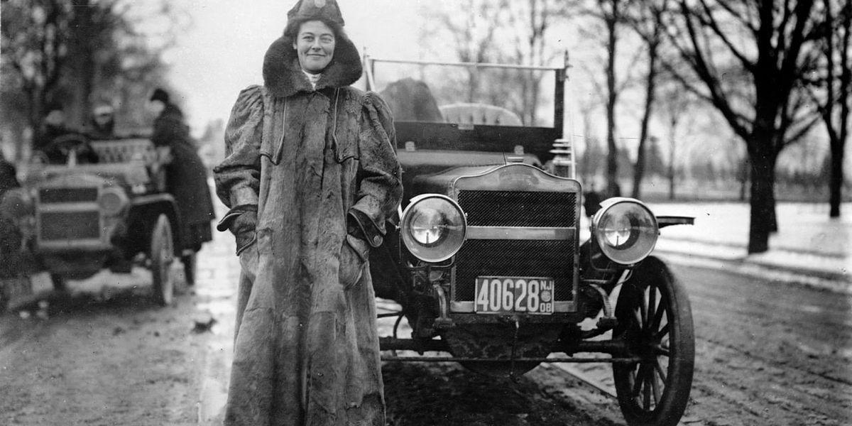 Women's History Month Spotlight: Alice Ramsey