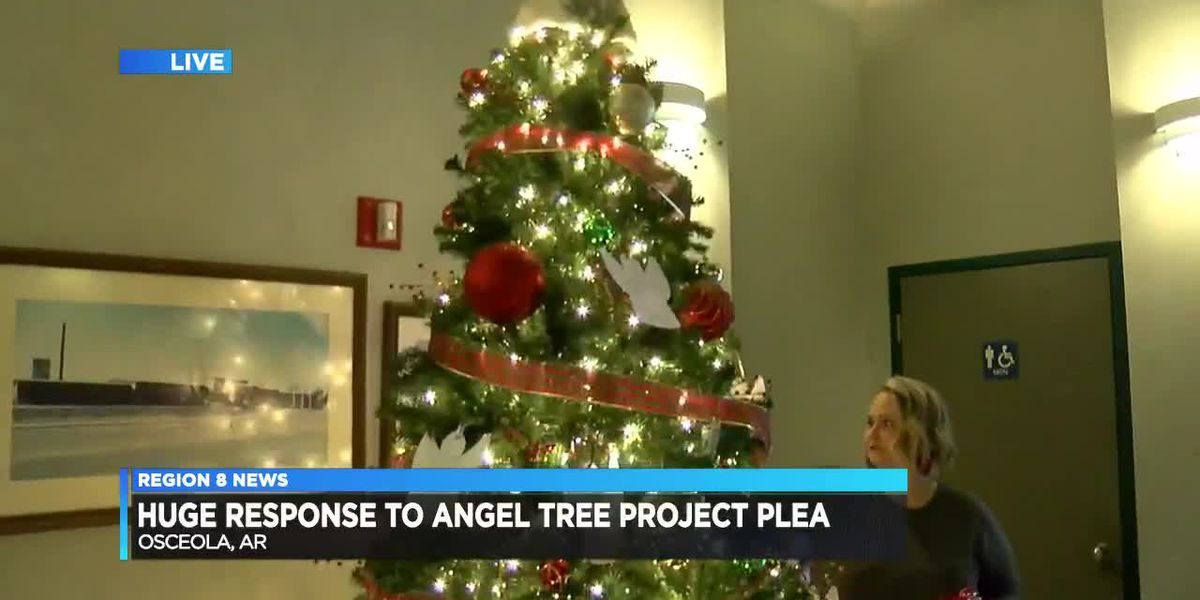 Community adopts every single child on Angel Tree