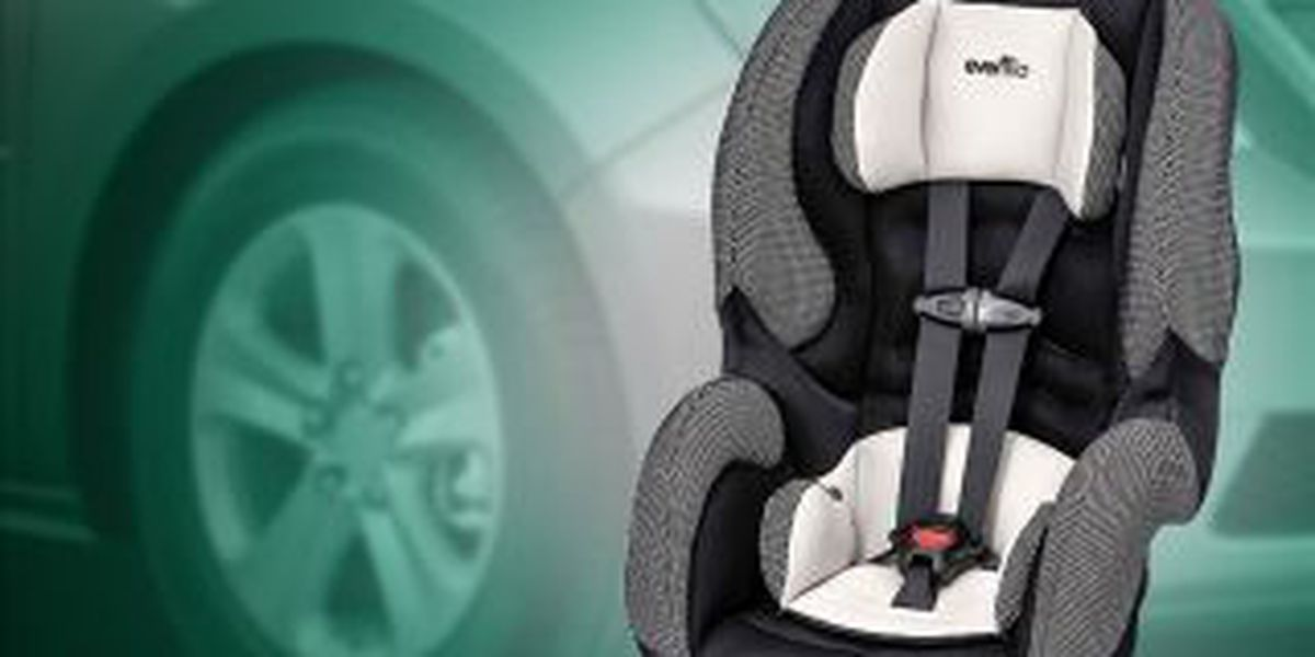 $1,000 grant helps increase booster seat use
