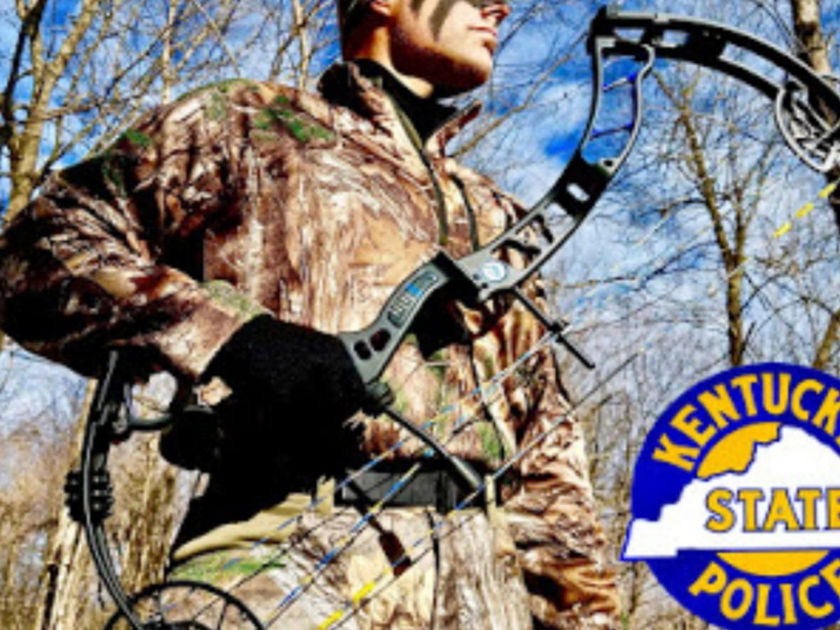 KSP raffling off rare bow honoring fallen troopers to raise money for children's camp