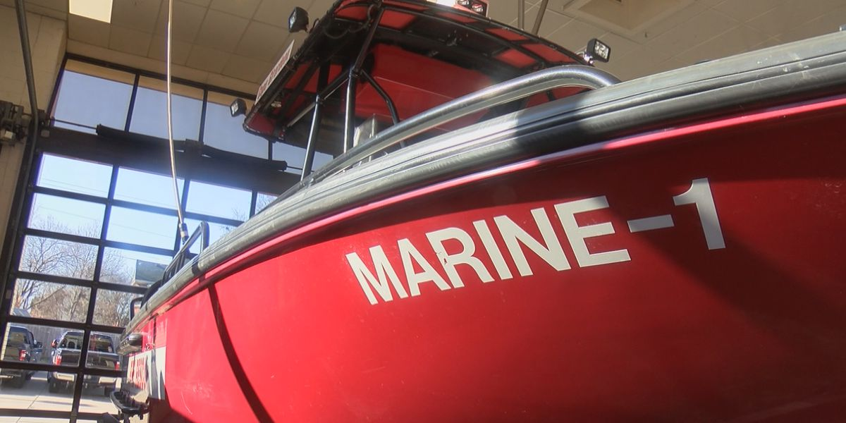 First responders prepare for water rescues ahead of flooding